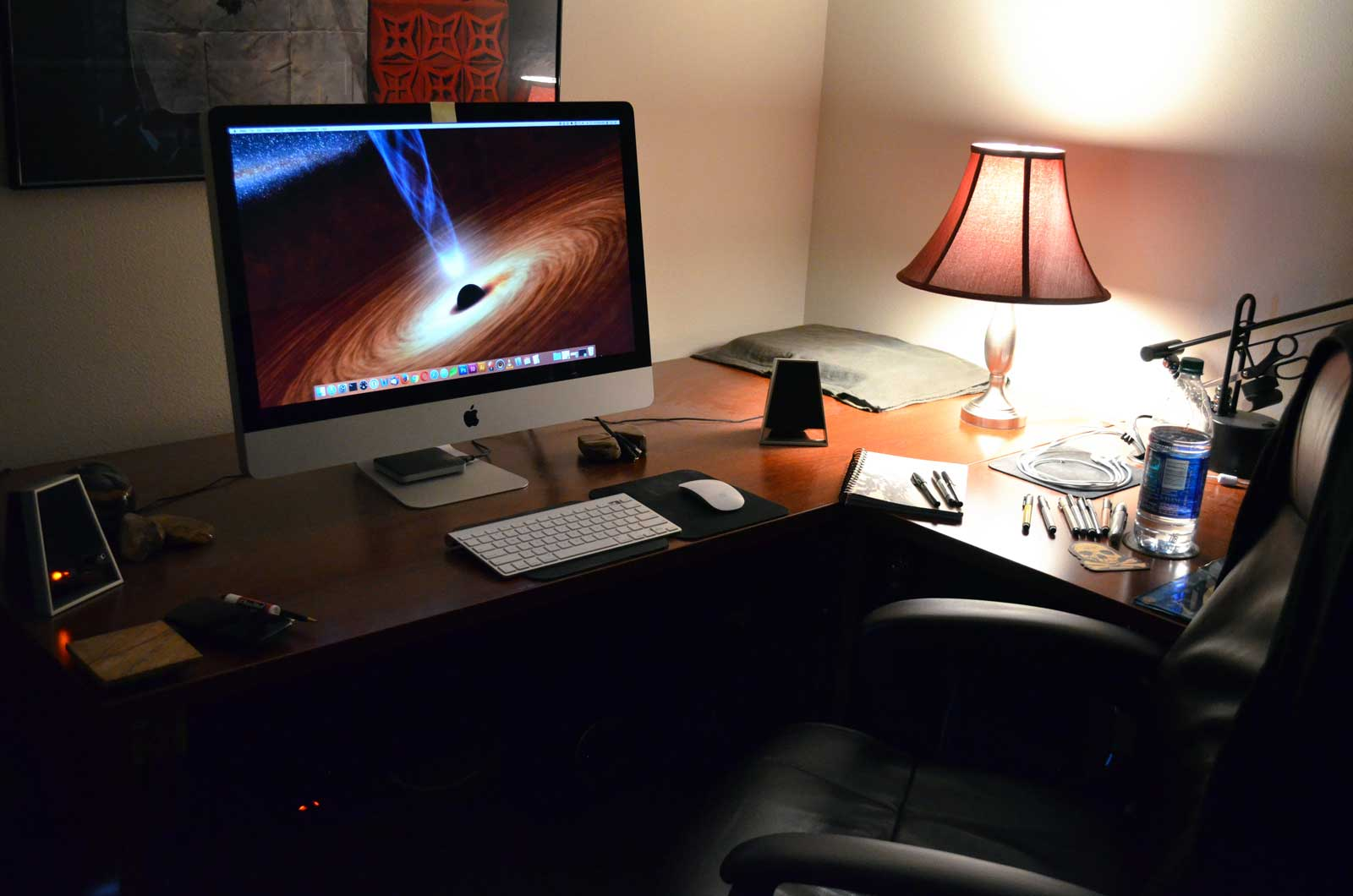 Jeff Starr Workspace
