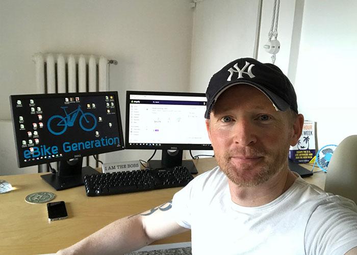 John Murphy CEO Ebike Generation