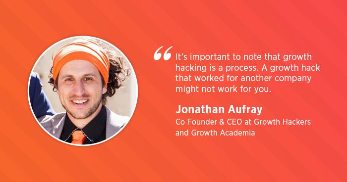Jonathan Aufrey interview