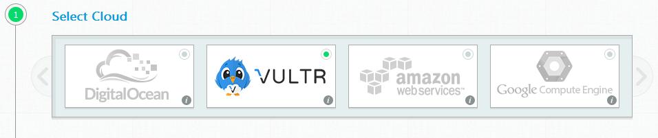 Select Vultr