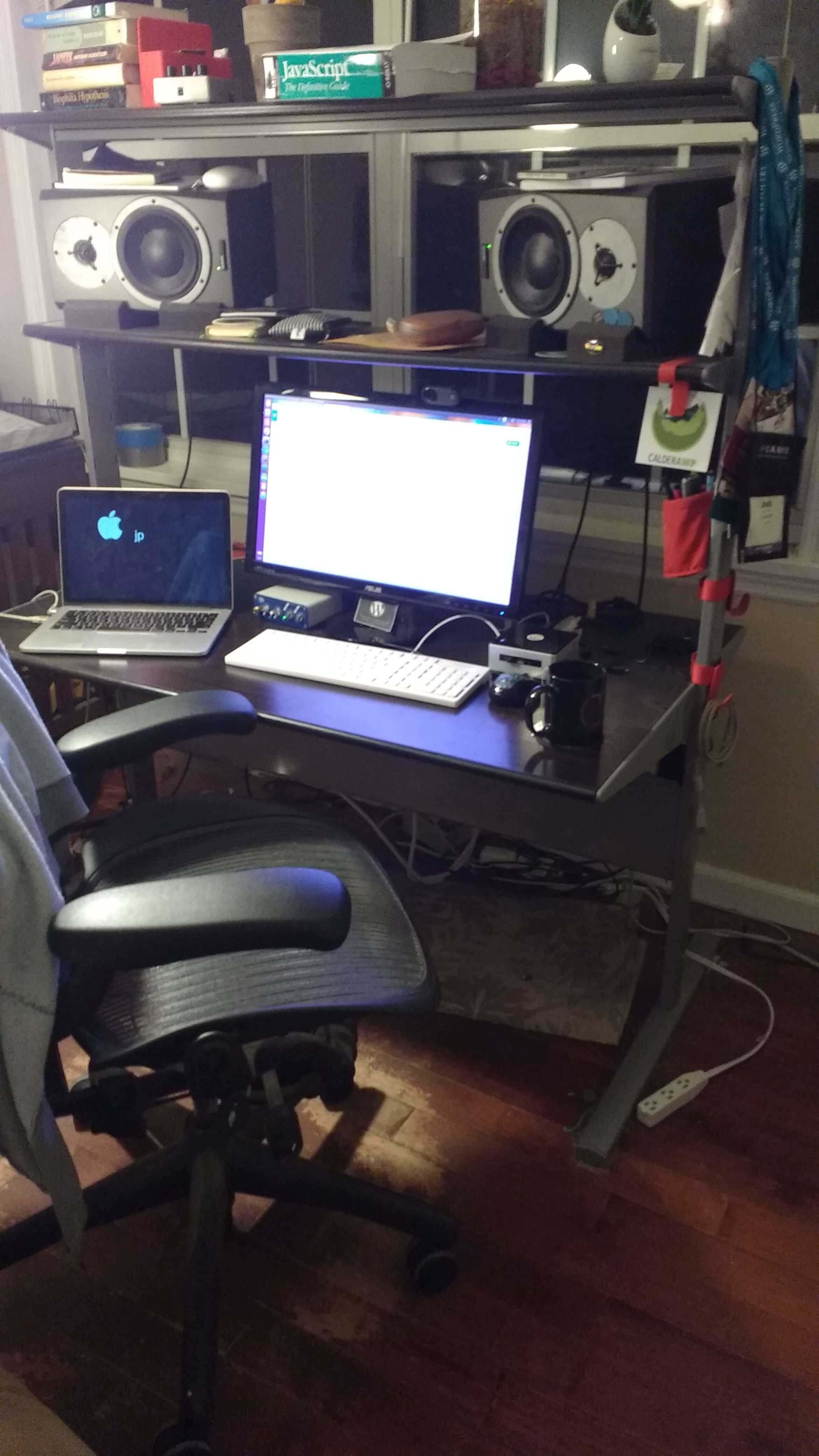 Josh Pollock Workplace