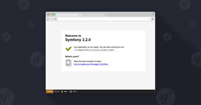 symfony 3.2 features