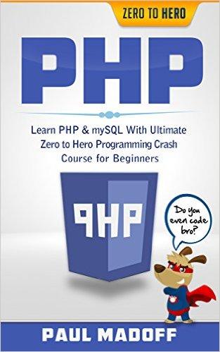 Learn PHP & MySQL