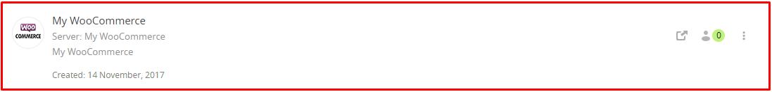 Linode on WooCommerce Application Details