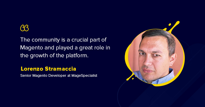 Lorenzo Stramaccia Interview Banner