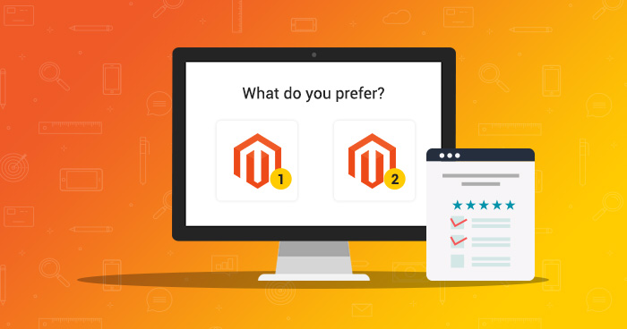 Magento 1 OR Magento 2 Banner