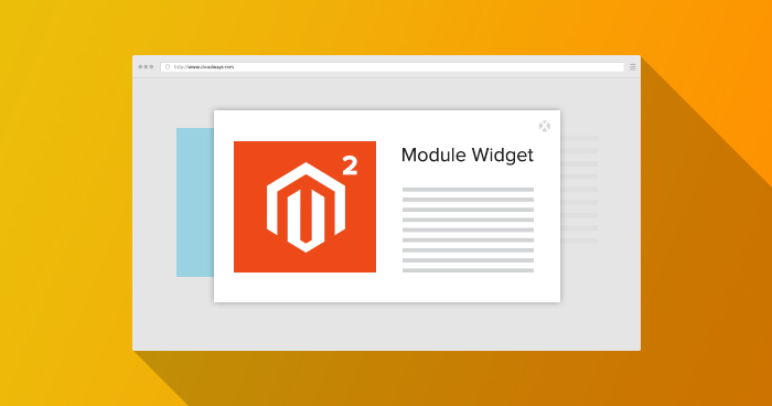 How to Add Magento 2 Modal Widget Module for Ecommerce