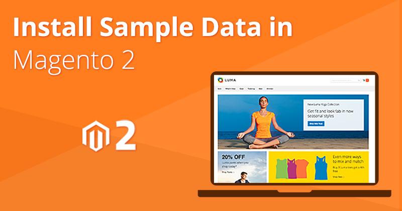 Magento 2 Sample Data