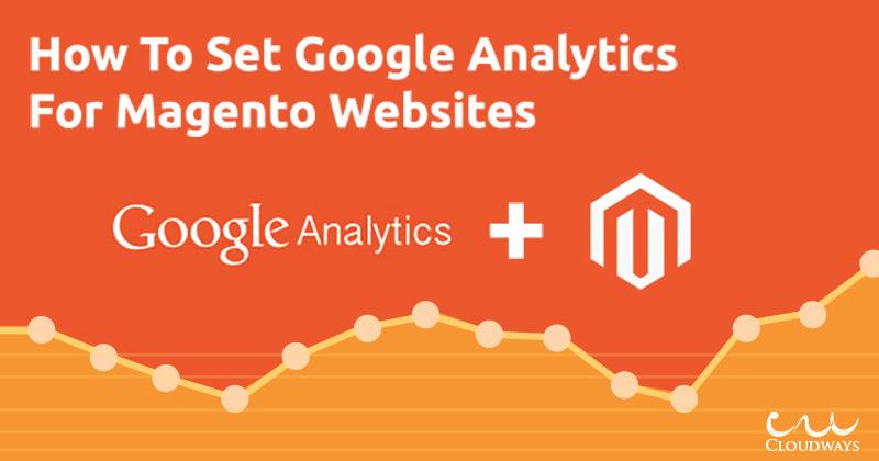 Google Analytics Magento