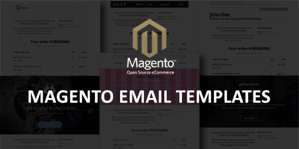 Magento Email Templates Extension