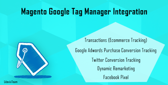 Magento Google Tag Manager Integration Extension