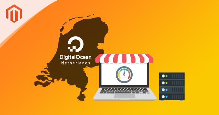 Magento Digitalocean Hosting Netherlands