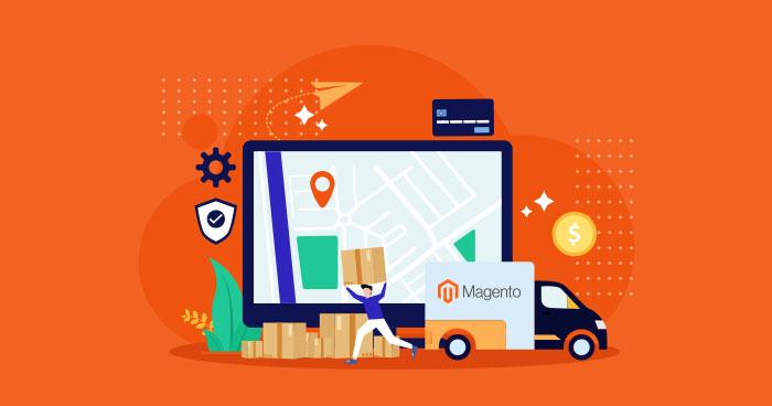 Magento-Shipment