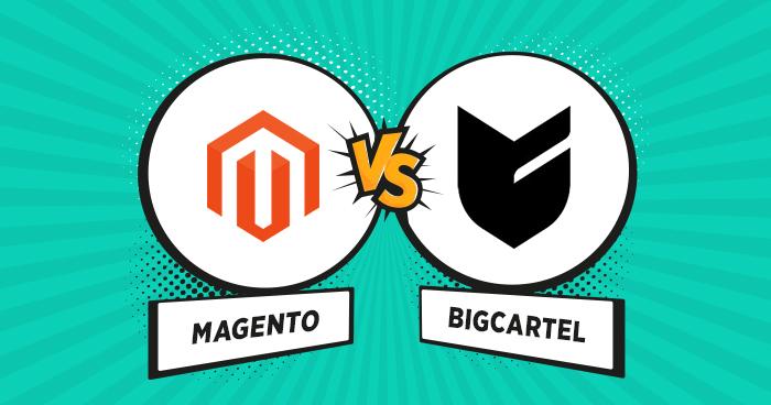 Magento vs BigCartel