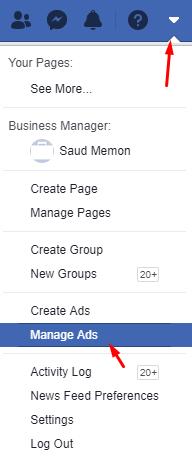 Managing Ads