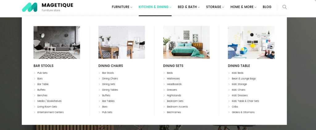 Magetique Magento Theme Review for Ecommerce Store Owners