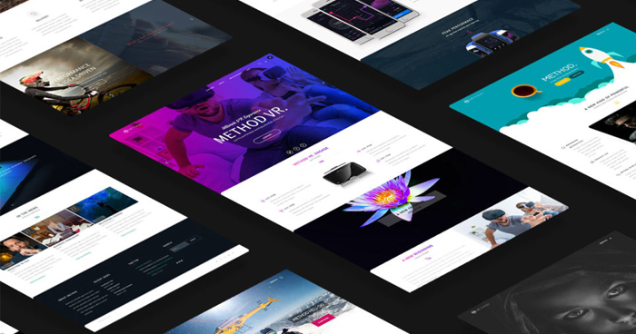 Method - A Multi Concept WordPress Theme
