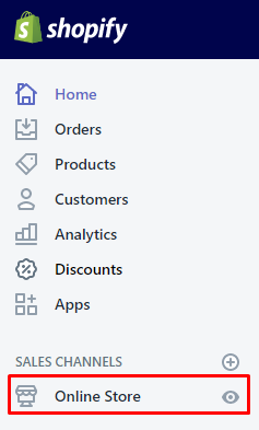 Shopify Theme Installation