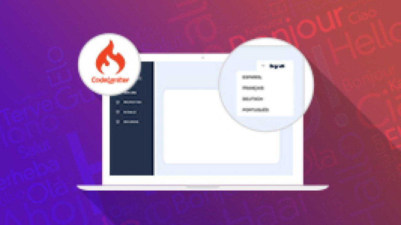 Create a Multi-Language Website in CodeIgniter