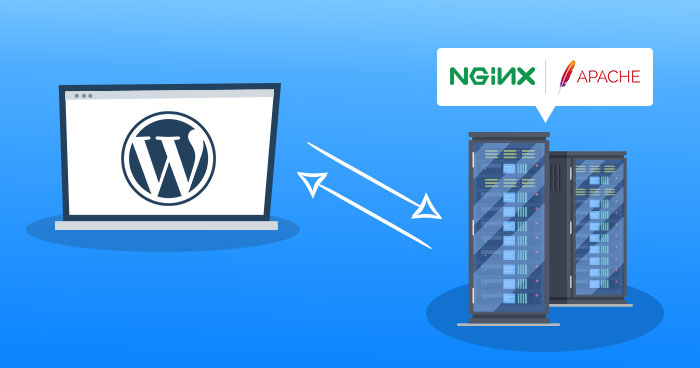 NGINX with Apache