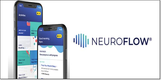 NeuroFlow best startup