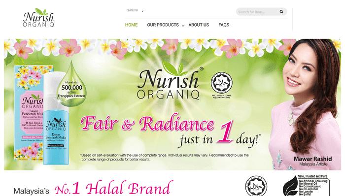 Nurish Organiq