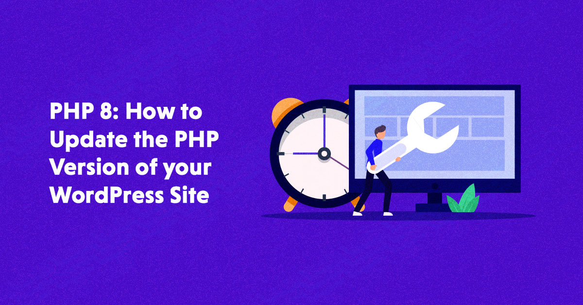 PHP 8 WordPress
