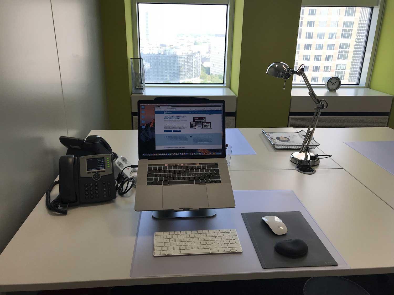 Michael Hebenstreit Office