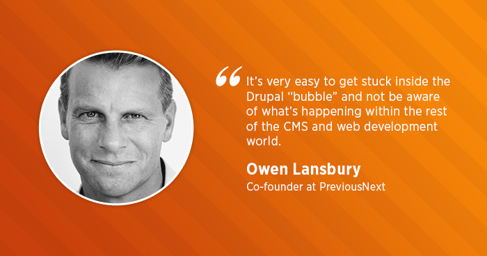 Owen Lansbury Cloudways Interview Banner