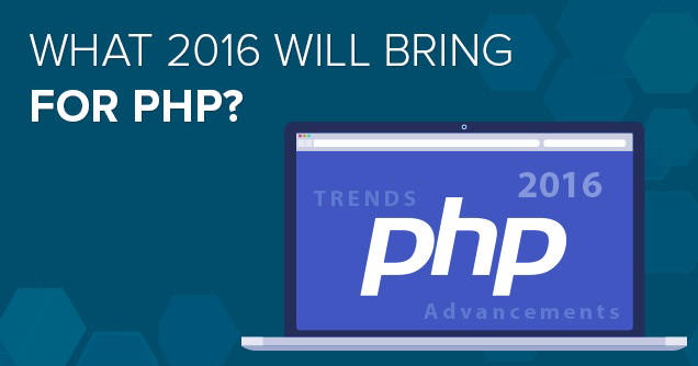 PHP Trends 2016