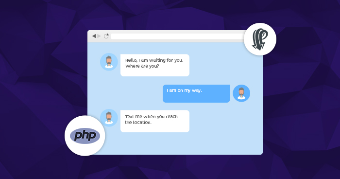 Create a realtime chat application using Pusher