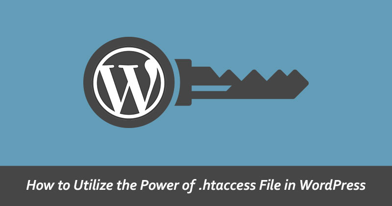 How To Use .htaccess in WordPress