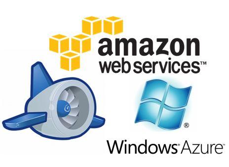 Public Clouds Case Studies - AWS, Google App Engine, Windows Azure