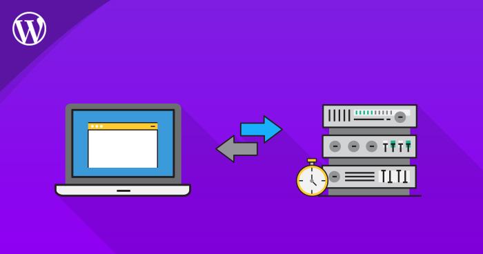 Reduce Server Response Time