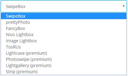 Responsive LightBox Plugin Scripts