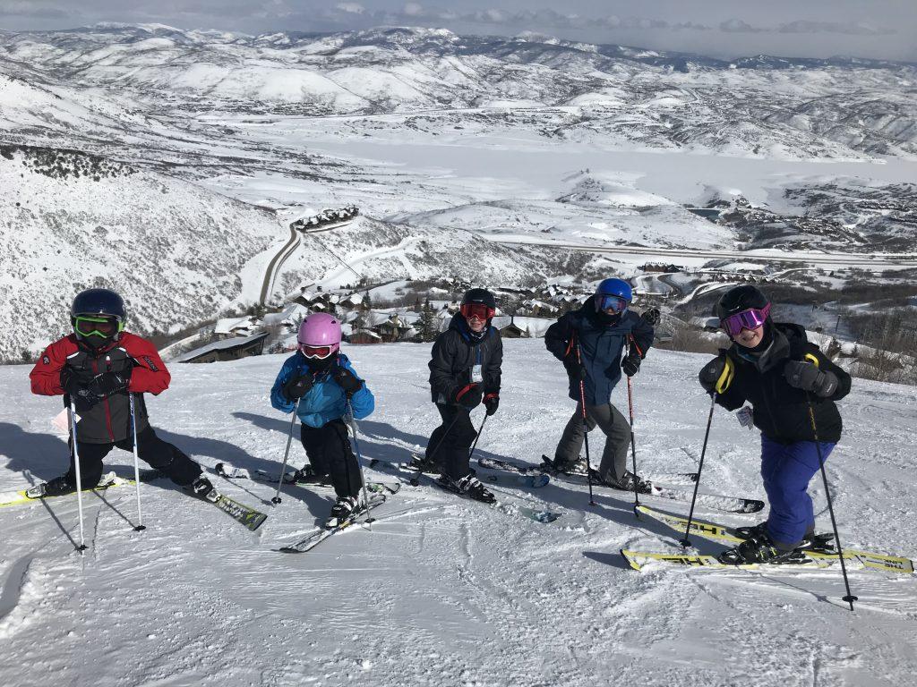 Robert Glazer- Skiing