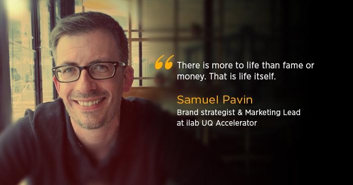 Samuel Pavin Interview