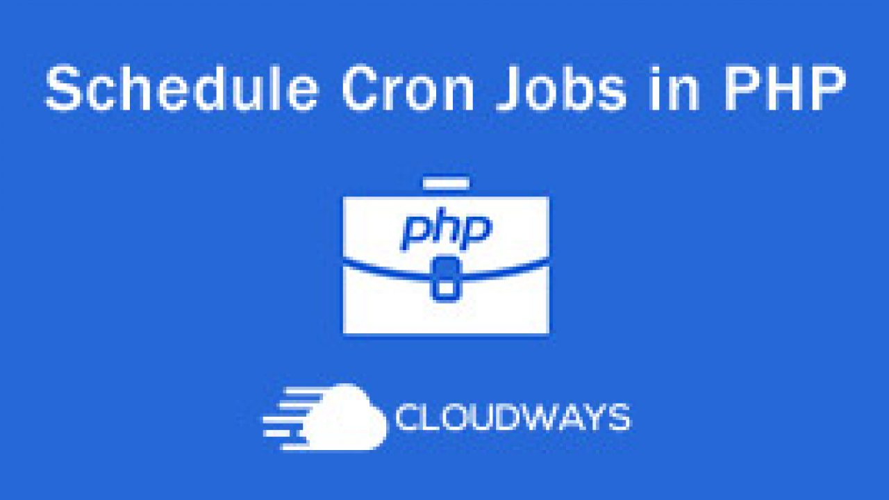 How to Schedule Cron Jobs in PHP