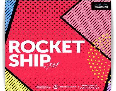 Rocketship.fm podcast for entrepreneurs