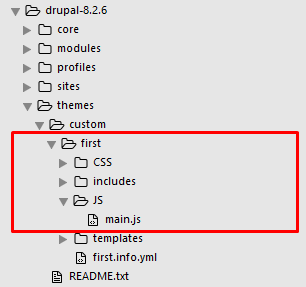 Add Javascript file
