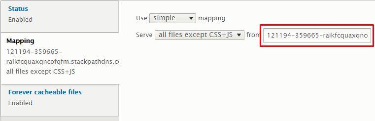 CDN Module drupal 8 URL Field