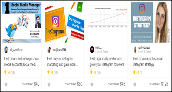 Sell on Instagram Stories Examples