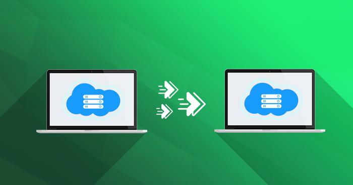 Server Transfer between Cloudways account