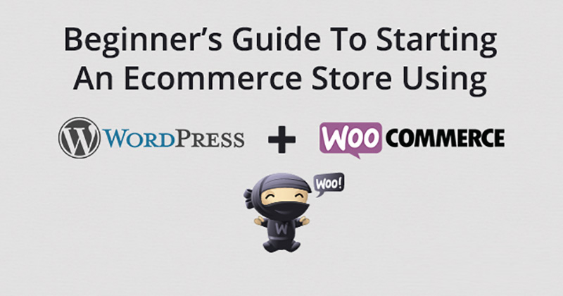 Setup WooCommerce Store