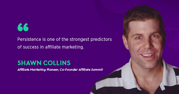 Shawn Collins (Co-Founder Affiliate Summit)