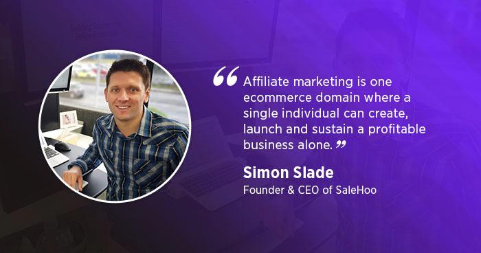 Simon Slade, CEO of SaleHoo Interview