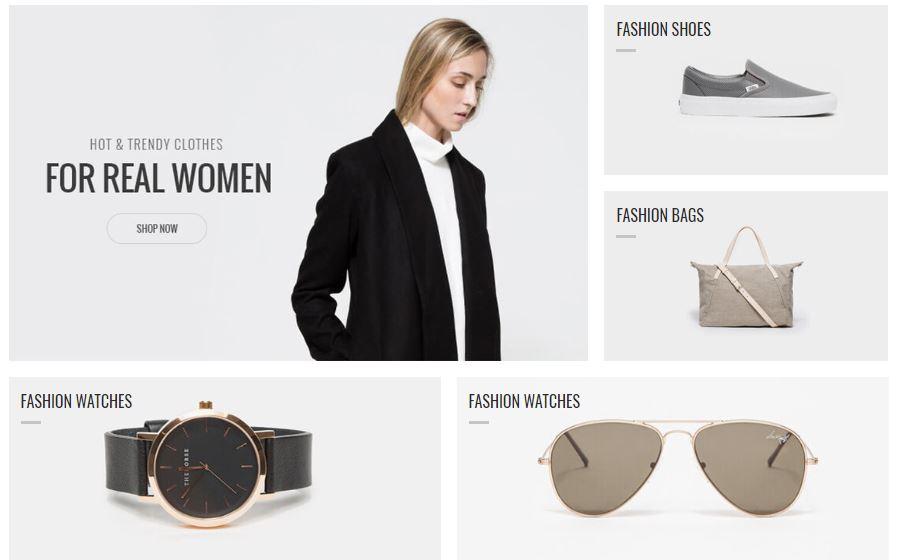 Luxury - Premium Fashion Magento Theme
