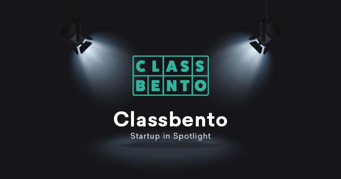 Classbento Startup in Spotlight