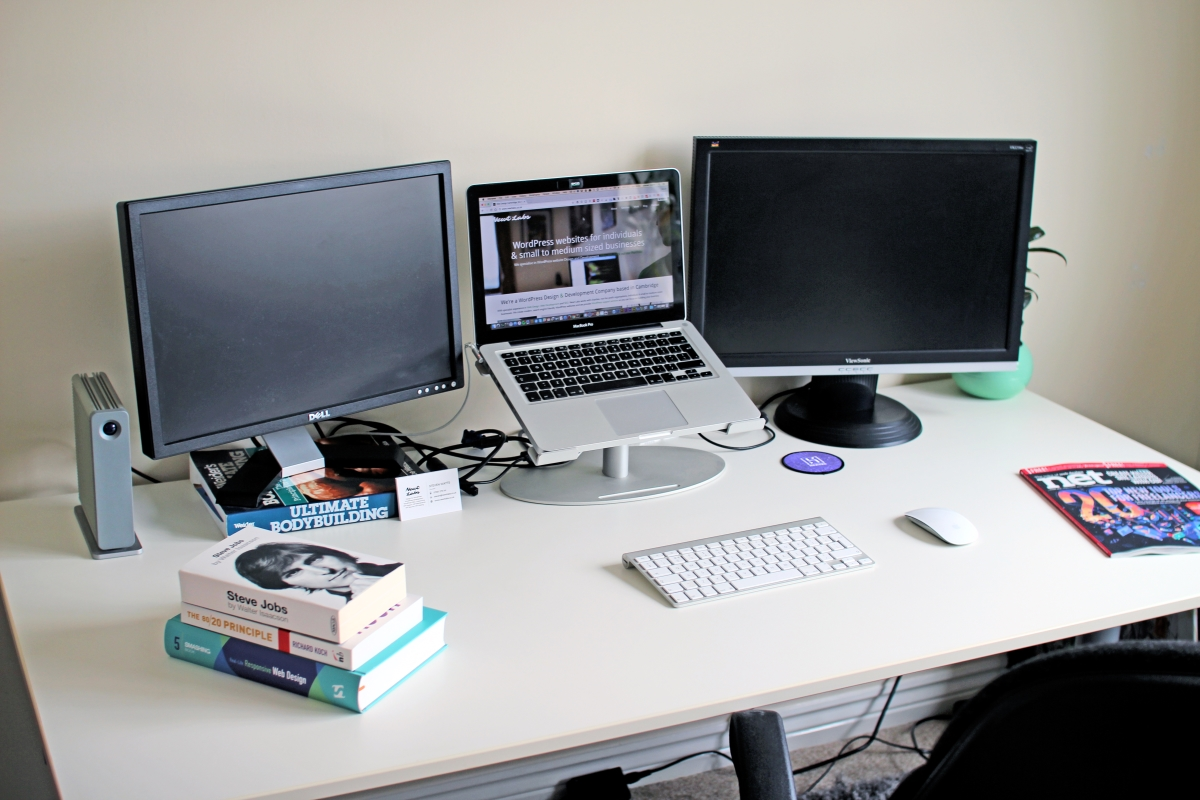 the awesome workplaces of top wordpress influencers steven watts workplace