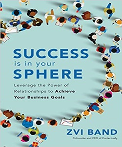 Success Is in Your Sphere best startup book